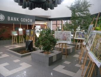 Wspólna wystawa FlorNaturLBG oraz FlorNaturOB